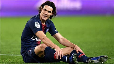 Vô địch Ligue 1 cùng PSG, Edinson Cavani nói về tương lai hình ảnh