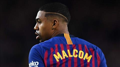 Barca bán Malcom cho Arsenal nếu hình ảnh
