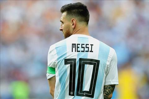 Messi vo dich World Cup 2022