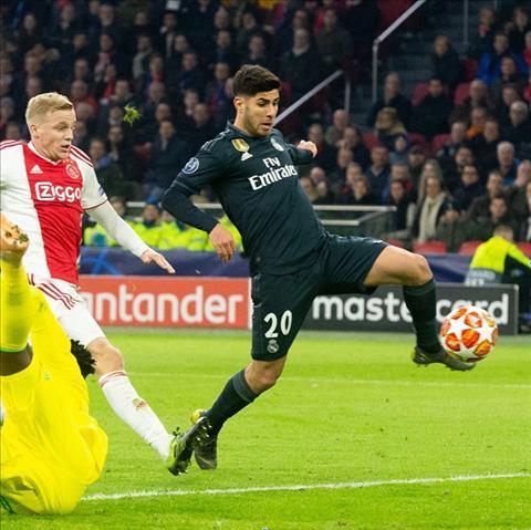 Chi 120 triệu euro, Bayern Munich muốn mua Marco Asensio hình ảnh