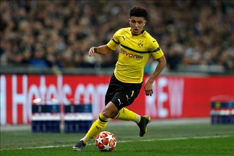 Jadon Sancho trận Tottenham vs Dortmund Ngày về đáng quên hình ảnh