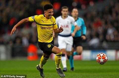 Dortmund vs Tottenham Jadon Sancho và ngày về quê hương đáng quên hình ảnh 3