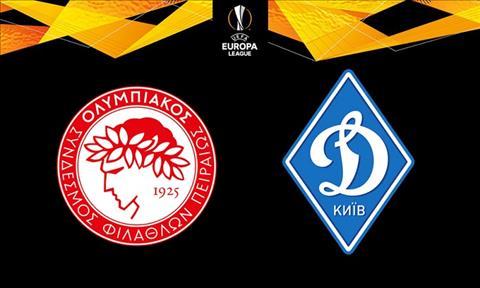 Olympiakos vs Dynamo Kiev 0h55 ngày 152 (Europa League 201819) hình ảnh