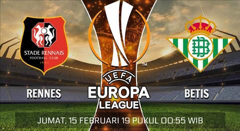 Rennes vs Betis 0h55 ngày 152 (Europa League 201819) hình ảnh