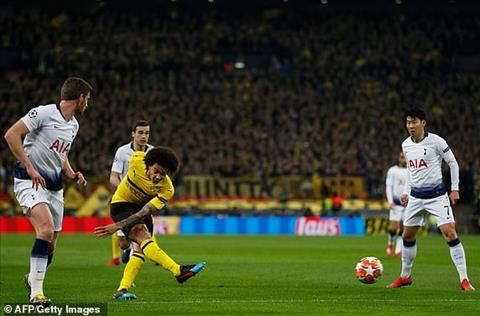 Dortmund co nhieu co hoi hon trong hiep 1 nhung khong the ghi ban