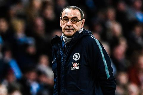 HLV Sarri cua Chelsea