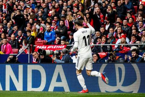 Bale co the bi cam thi dau 12 tran sau hanh dong an mung mang tinh khieu khich