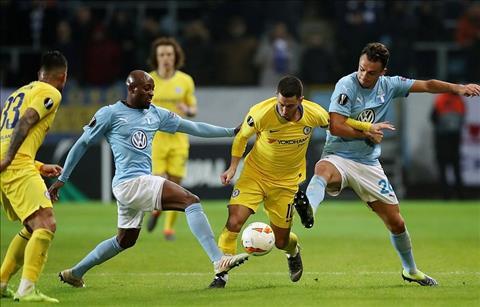 Joe Cole nhận xét về Chelsea và HLV Sarri hình ảnh