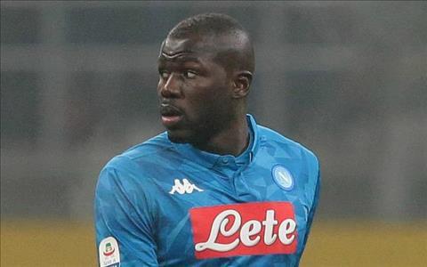 Napoli lên tiếng về khả năng bán Koulibaly cho MU hình ảnh