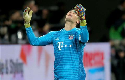 thu mon Manuel Neuer
