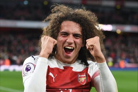 Arsenal muốn gia hạn hợp đồng với Matteo Guendouzi hình ảnh
