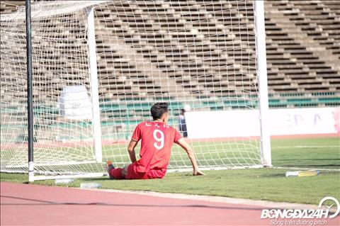 Video tong hop Hiep 1 U22 Viet Nam vs U22 Philippines (0-0)