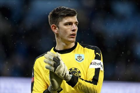 Burnley bán Nick Pope cho Arsenal ở Hè 2019 nếu hình ảnh