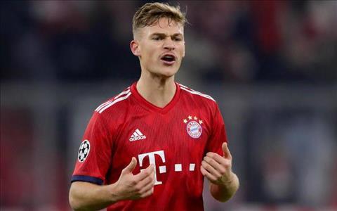 Joshua Kimmich thừa nhận đội hình Bayern thiếu chiều sâu hình ảnh