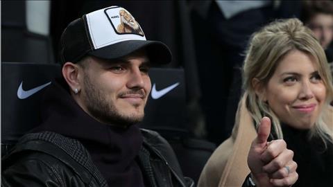 HLV Inter Milan Spalletti bị sốc bởi tiền đạo Icardi hình ảnh