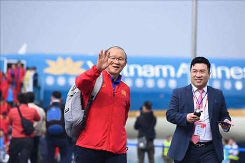 Lý do HLV Park Hang Seo cầm quân dự SEA Games 30 hình ảnh