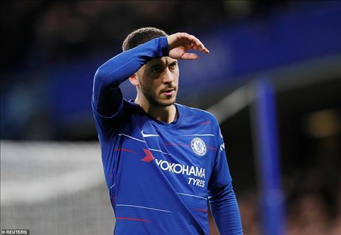 Chelsea muốn gia hạn hợp đồng với Eden Hazard hình ảnh