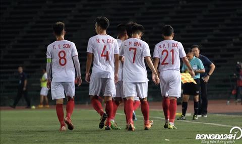 VFF thưởng nóng cho U22 Việt Nam sau trận thắng đậm Đông Timor hình ảnh