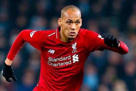 Fabinho nói về vị trí ưa thích ở Liverpool hình ảnh