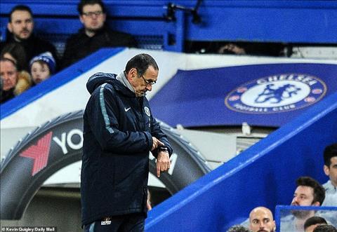 Ross Barkley kêu gọi Chelsea giữ chân Maurizio Sarri hình ảnh