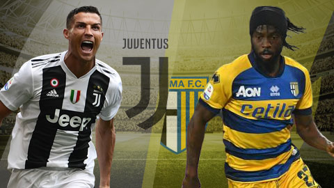 Juventus vs Parma 2h30 ngày 32 (Serie A 201819) hình ảnh