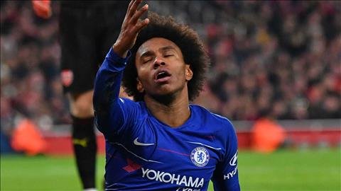 MU và Barca chú ý Willian muốn rời Chelsea hình ảnh