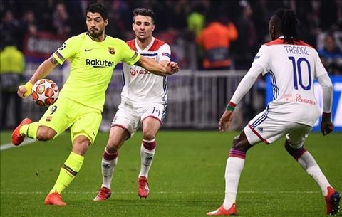 Barca hòa bạc nhược Lyon Vẫn chỉ mình Messi hay, nhưng chưa đủ… hình ảnh 2