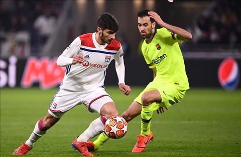 Dư âm Lyon 0-0 Barca Vẫn chỉ mình Messi hay, nhưng chưa đủ… hình ảnh