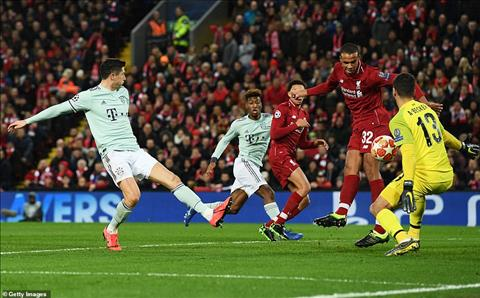 Du am Liverpool vs Bayern Munich