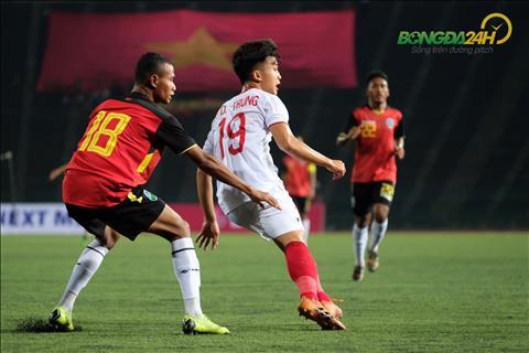 Tran Danh Trung U22 Viet Nam vs U22 Timor-Leste