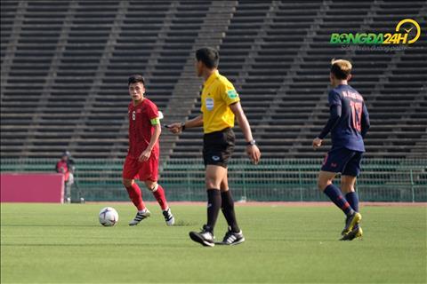 Bui Tien Dung U22 Viet Nam vs U22 Thai Lan