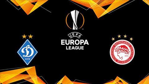Dynamo Kiev vs Olympiakos 3h00 ngày 222 (Europa League 201819) hình ảnh
