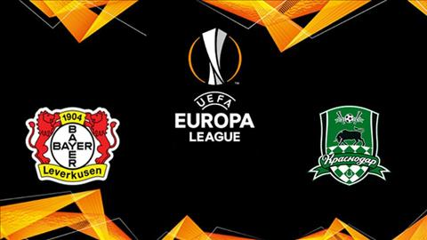 Leverkusen vs Krasnodar 3h00 ngày 222 (Europa League 201819) hình ảnh