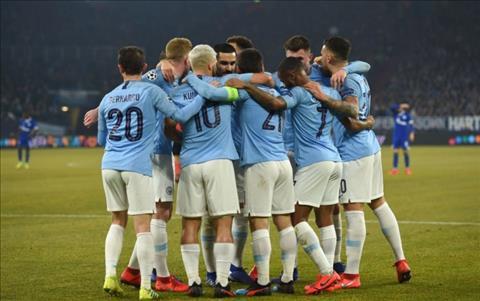 Man City ký hợp đồng tài trợ áo đấu với Puma hình ảnh