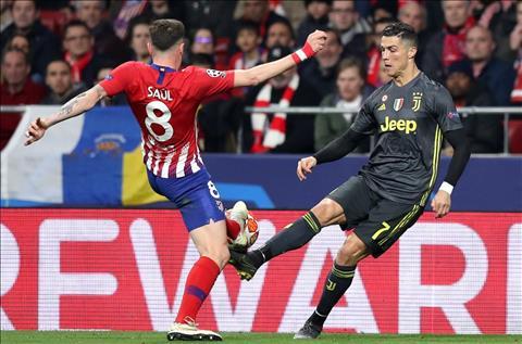 Dư âm Atletico 2-0 Juventus Ronaldo không đủ để cứu Lão bà hình ảnh