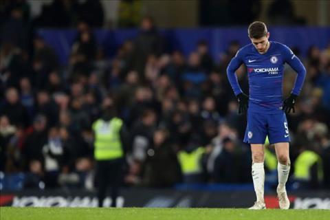 NHM Chelsea la o Jorginho o tran thang Malmo