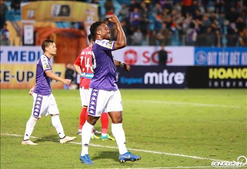 Vòng 1 V-League 2019 CLB Hà Nội phô diễn sức mạnh hình ảnh