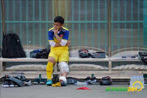 Lương Hoàng Nam chấn thương, lỡ hẹn vòng bán kết U22 Đông Nam Á hình ảnh