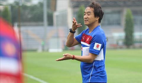Điểm mặt đội hình 10 trợ lý của HLV Park Hang Seo tại VL U23 châu hình ảnh