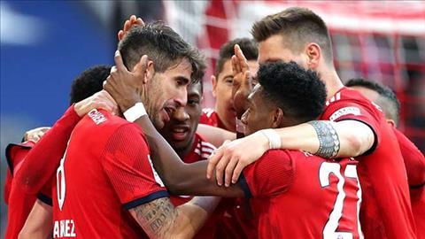 Video bàn thắng kết quả Bayern Munich vs Hertha Berlin 1-0 hình ảnh