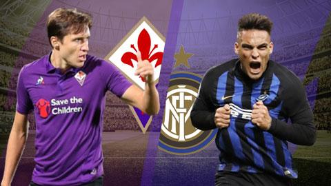Fiorentina vs Inter Milan 2h30 ngày 252 (Serie A 201819) hình ảnh