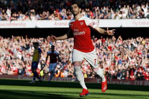 Mkhitaryan xung dang xuat sac nhat tran gap Southampton