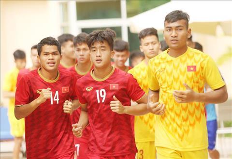 U22 Việt Nam bế quan luyện công trước thềm tranh hạng 3 hình ảnh