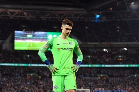 Mourinho dung ra bao ve Kepa sau vu scandal o Chelsea