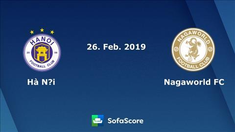 Nhận định Hà Nội vs Nagaworld (19h00 ngày 262) 3 điểm trong tầm hình ảnh