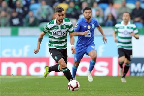 MU muốn mua Bruno Fernandes của Sporting Lisbon ở hè 2019 hình ảnh