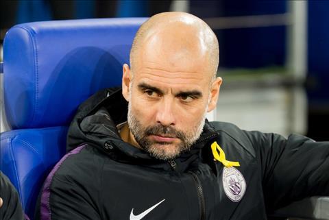 Pep Guardiola phát biểu về phong độ của Man City hình ảnh