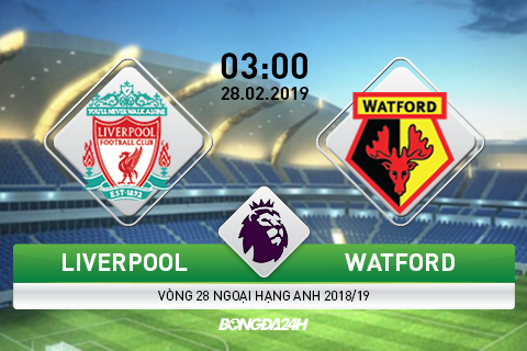Preview Liverpool vs Watford