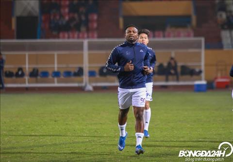 Hà Nội 10-0 NagaWorld (KT) Thắng khó tin, nhà ĐKVĐ V-League lập kỷ lục tại AFC Cup hình ảnh 8