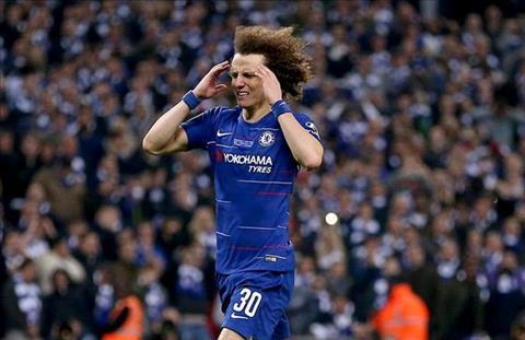 David Luiz chỉ ra nguyên nhân Chelsea sa sút mùa này hình ảnh